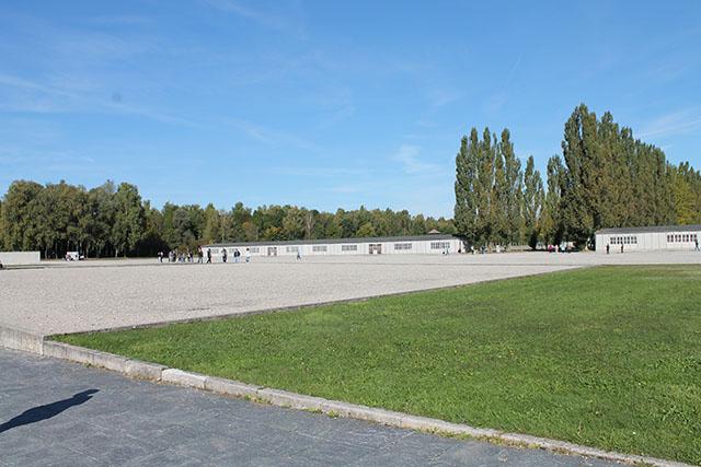 Dachau prisoner of war camp