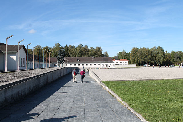 Dachau prisoner of war camp