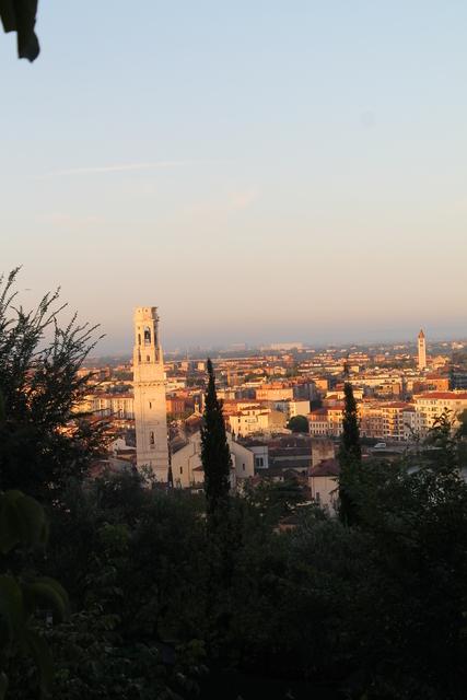 View over Verona, Italy