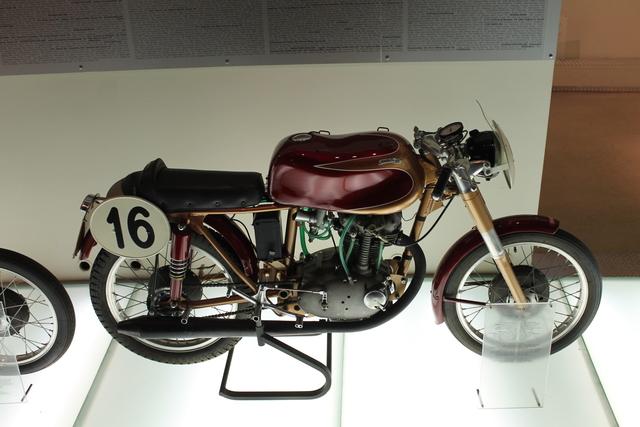 Ducati road racer