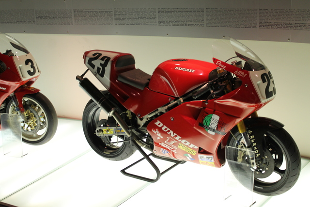 Doug Polen race bike