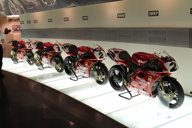 World super bikes - Ducati