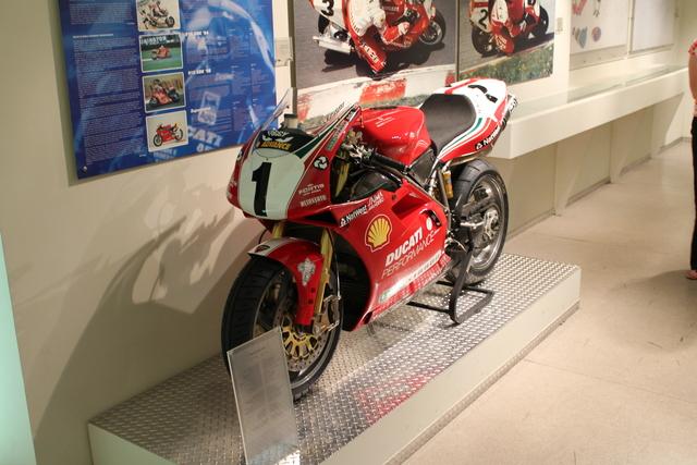 WSB Ducati
