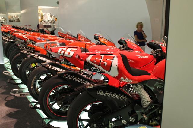 Motorcycle history - Moto GP