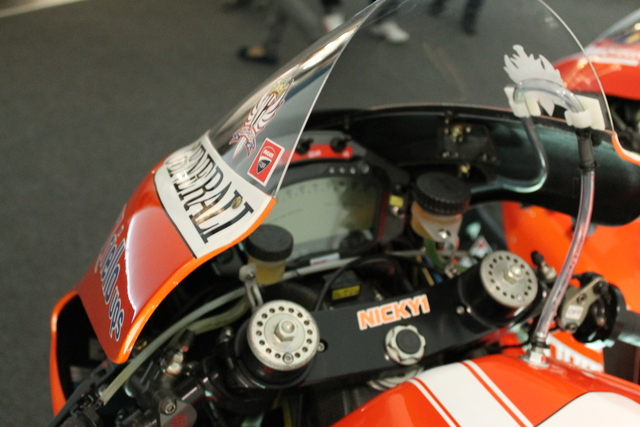 Nicky Hayden - Ducati Moto GP