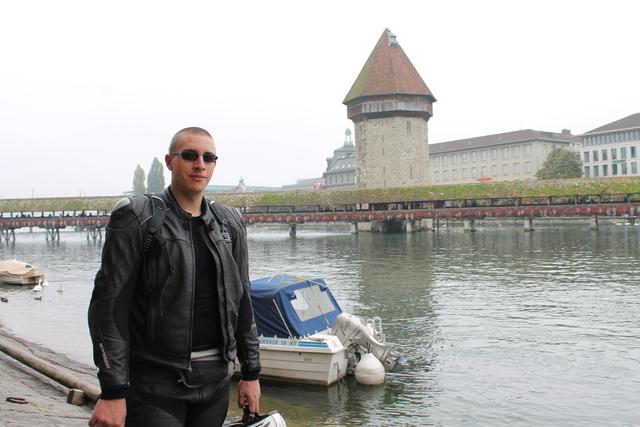 Kevin in Lucerne