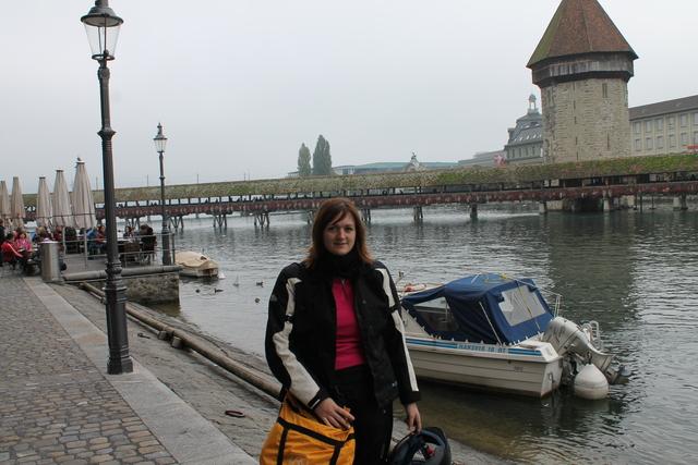 Kelly in Lucerne